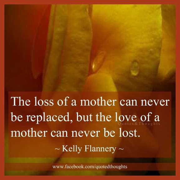Losing Your Mother Quotes  SAD QUOTES ABOUT LOSING YOUR MOM image quotes at relatably