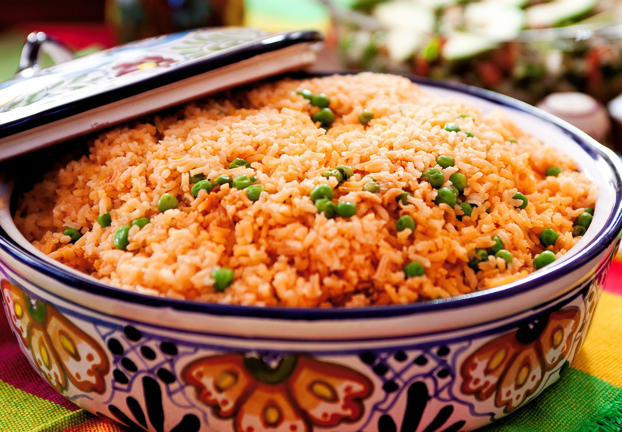 Making Mexican Rice  How to Make Basic Mexican Red Rice or Spanish Rice