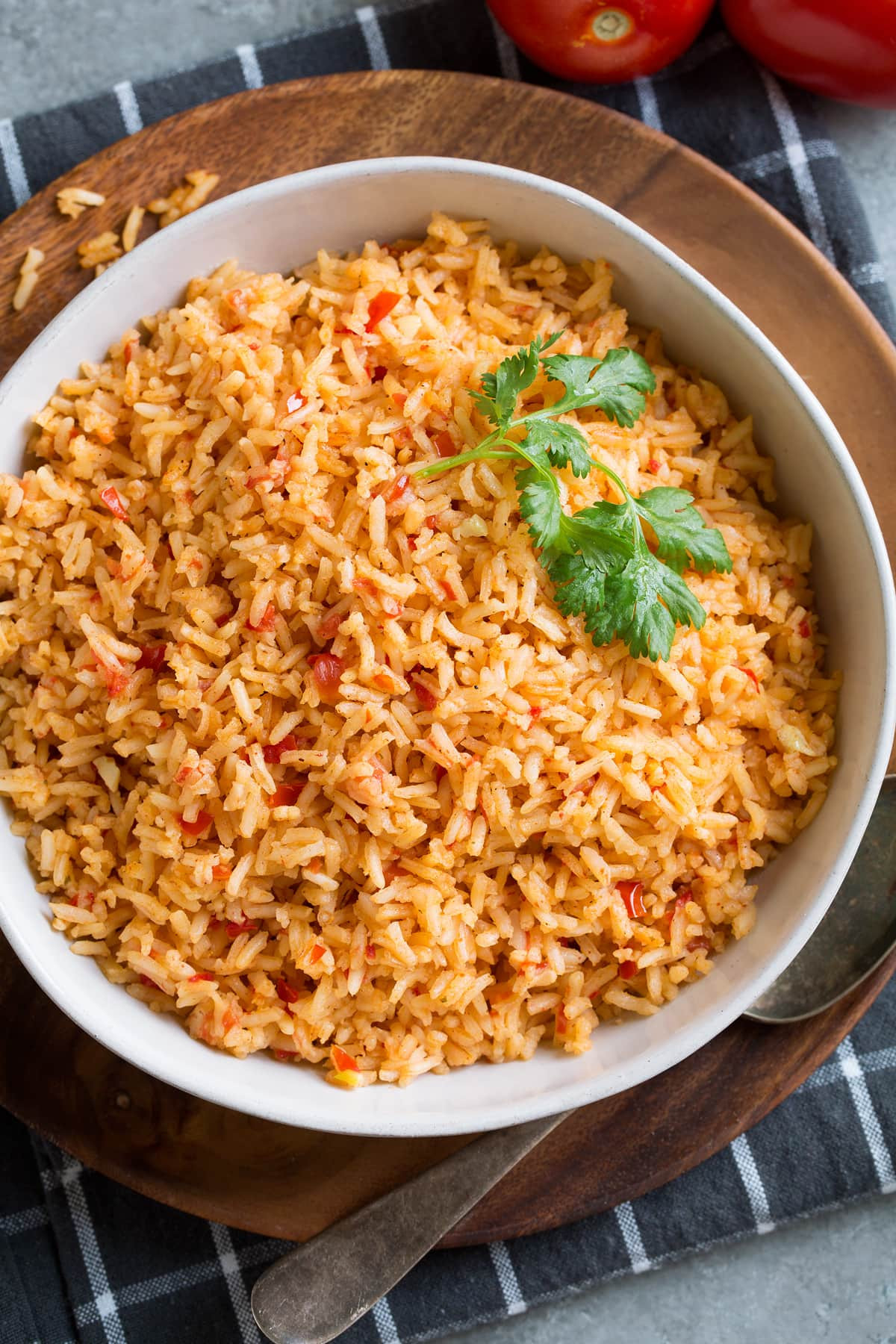 Making Mexican Rice  Authentic Mexican Rice Recipe Cooking Classy