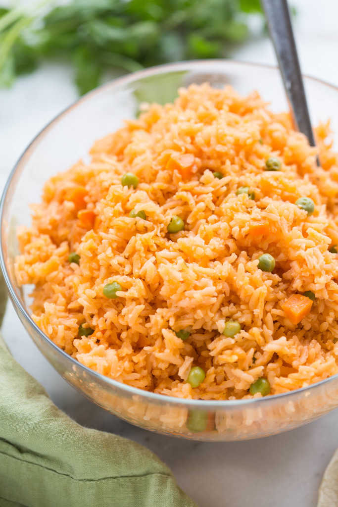 Making Mexican Rice  Authentic Mexican Rice