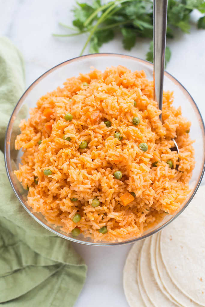 Making Mexican Rice  Authentic Mexican Rice Tastes Better From Scratch