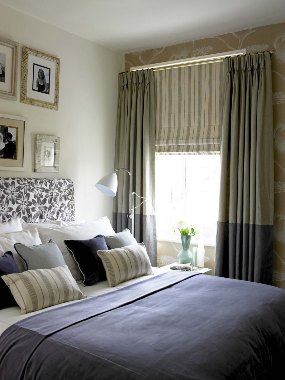 Master Bedroom Window Treatments  There s No Place Like Home 4 Ways To Make Your Home More