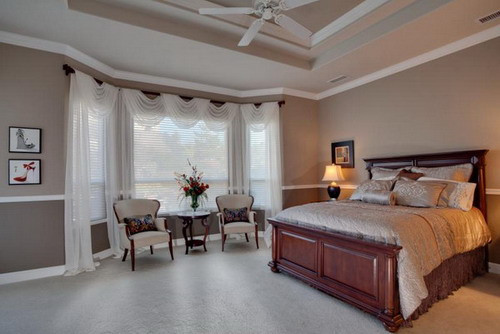Master Bedroom Window Treatments  Important Suggestion to help You Choose the Right Bedroom