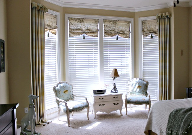 Master Bedroom Window Treatments  Window Treatments for Those Tricky Windows