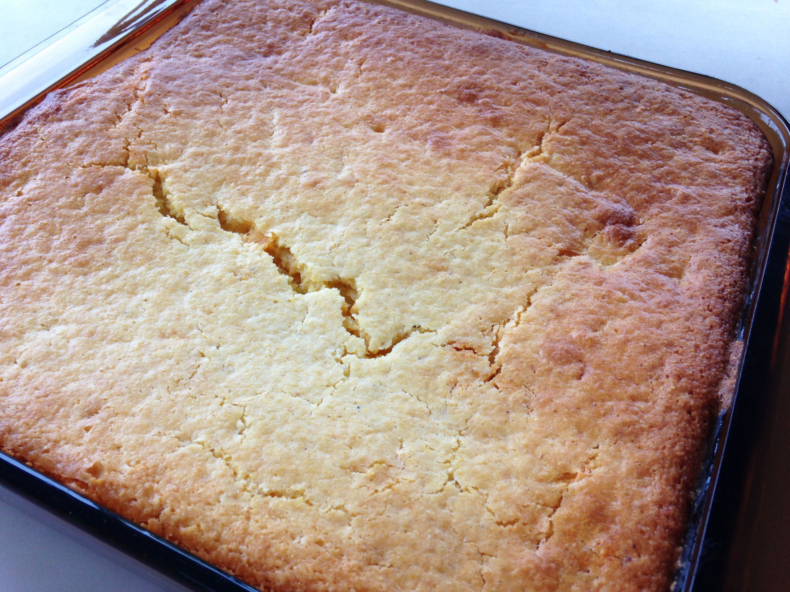Mexican Casserole With Cornbread Topping  Mexican chili cornbread casserole recipe