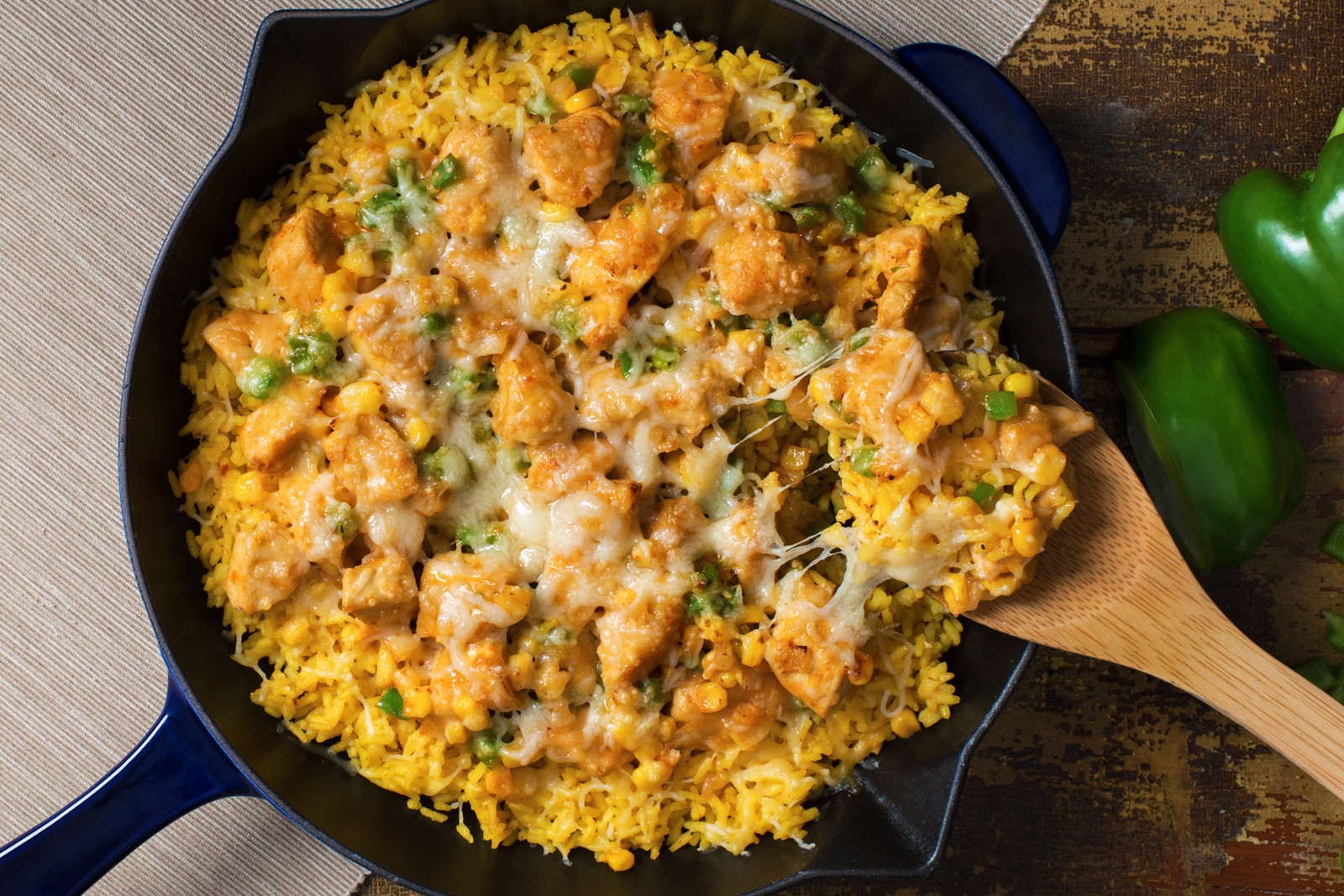 Mexican Chicken And Rice Recipe  Mexican Chicken & Rice Recipe