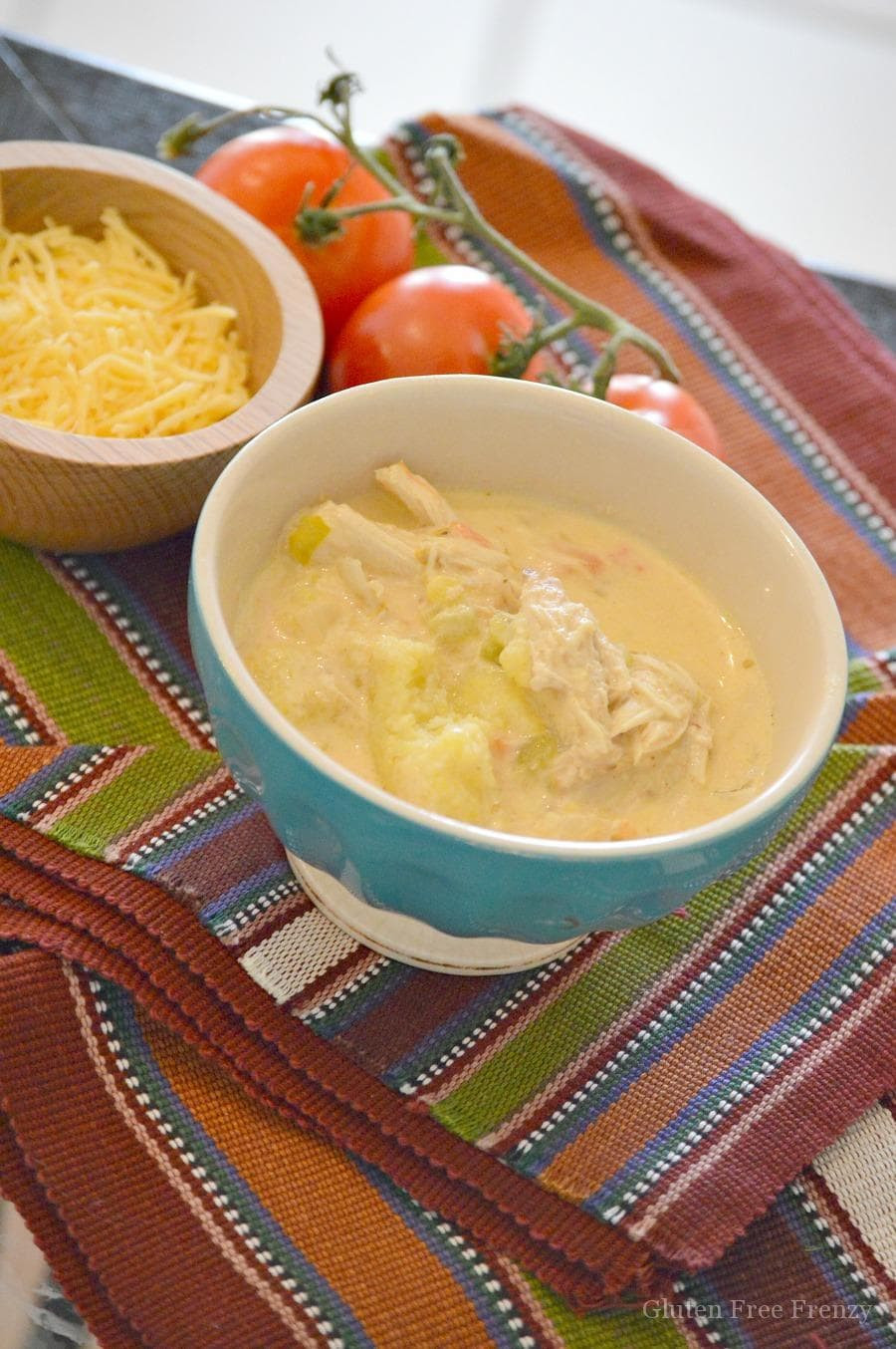 Mexican Corn Chowder  Mexican corn chowder that s easy and authentically delicious