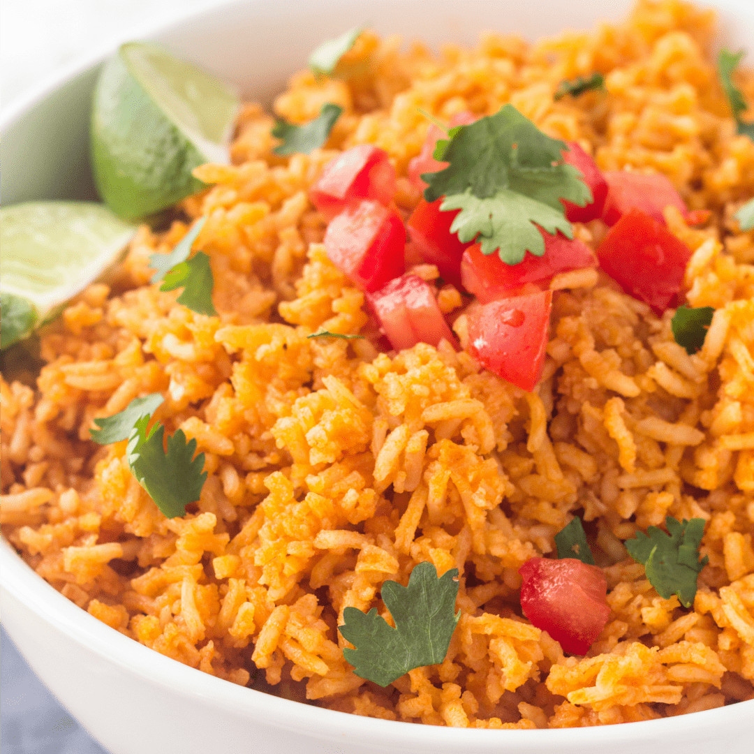Mexican Rice Dishes  Mexican Rice Recipe ⋆ Real Housemoms