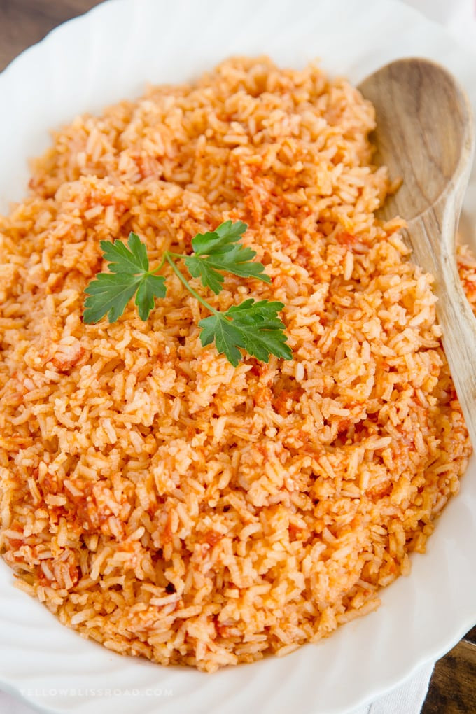 Mexican Rice Dishes  How to Make Authentic Mexican Rice