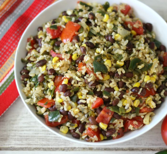 Mexican Rice Dishes  Ve arian Mexican Rice