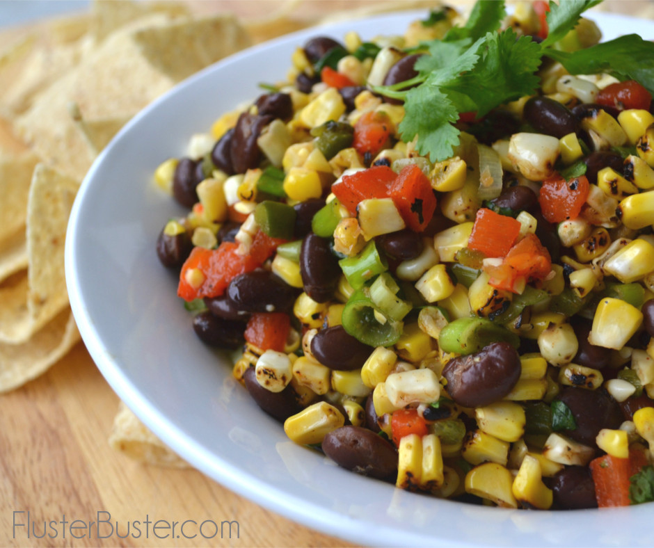 Mexican Side Dishes  Simple Roasted Mexican Corn Salad