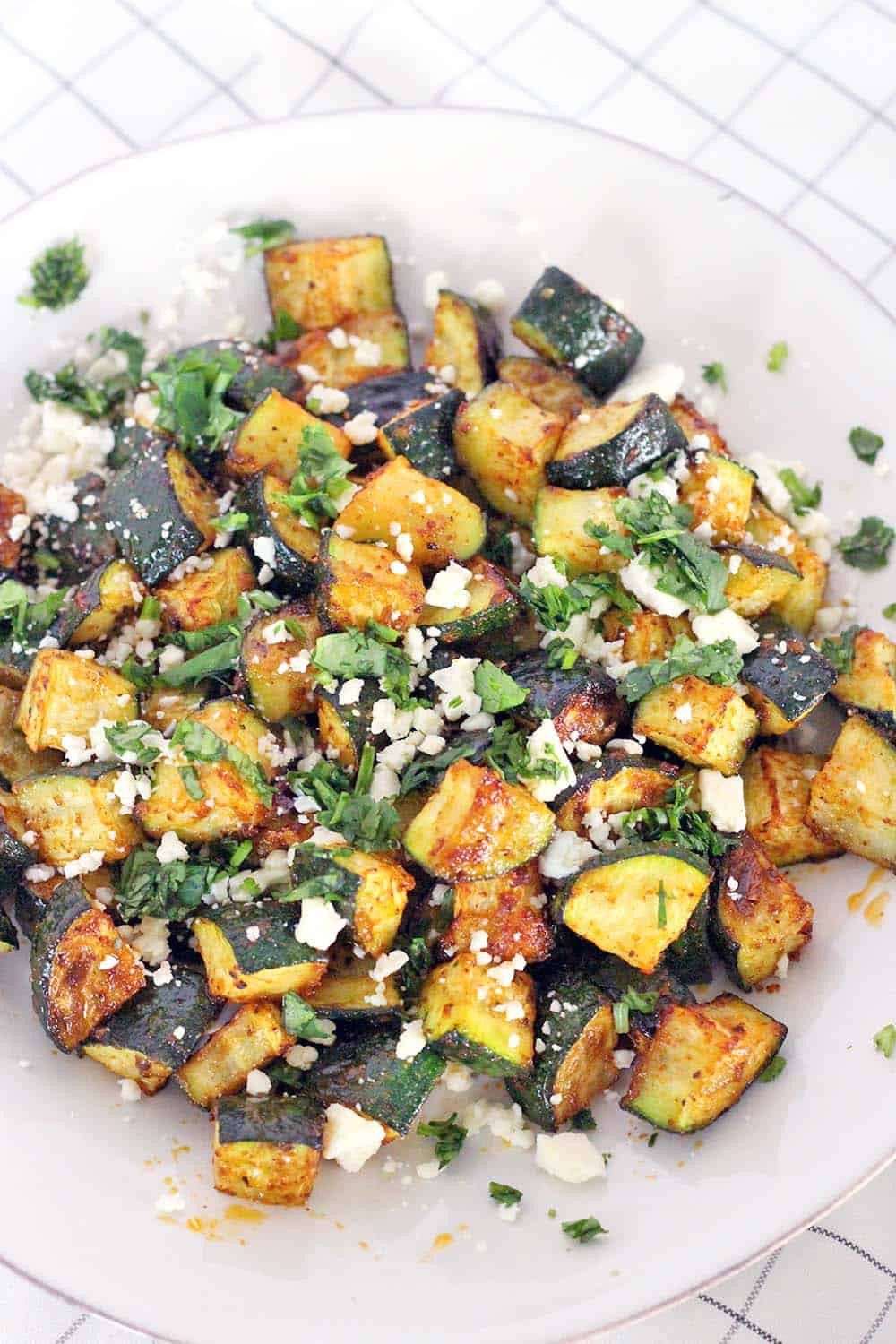 Mexican Side Dishes  Mexican Roasted Zucchini