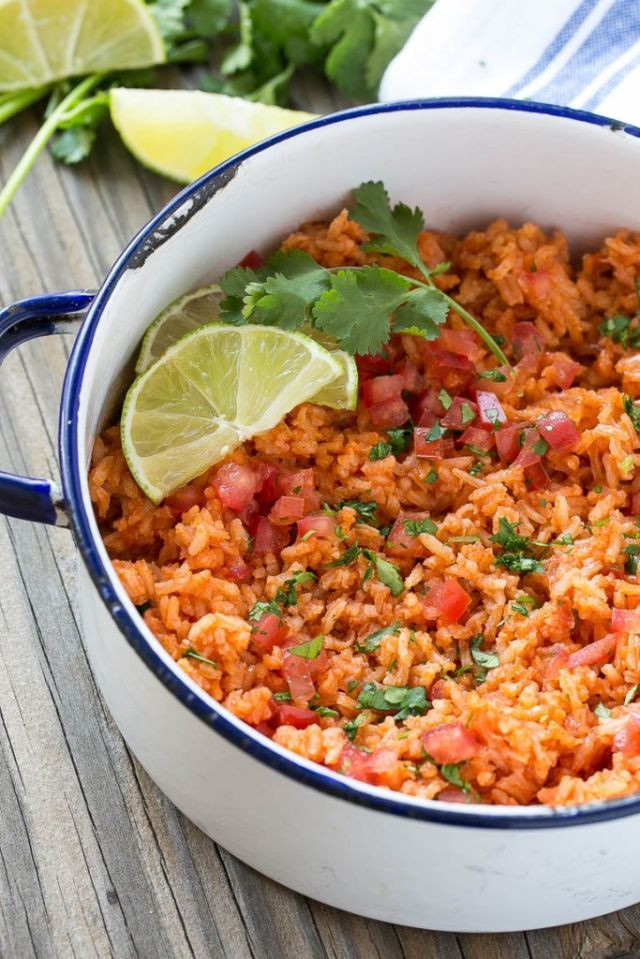Mexican Side Dishes  10 Best Mexican Side Dishes Easy Side Dish Recipes For
