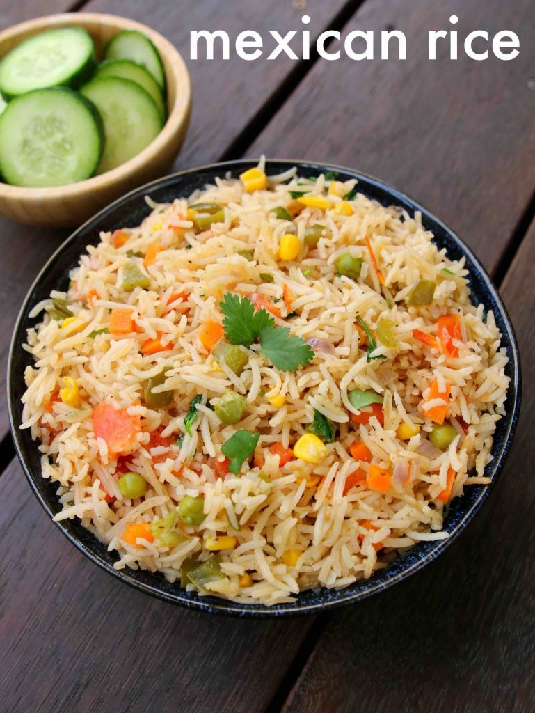 Mexican Style Rice  mexican rice recipe