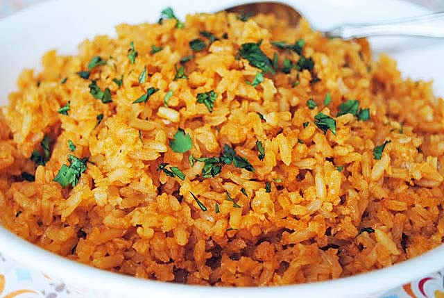 Mexican Style Rice  Easy Mexican style Rice