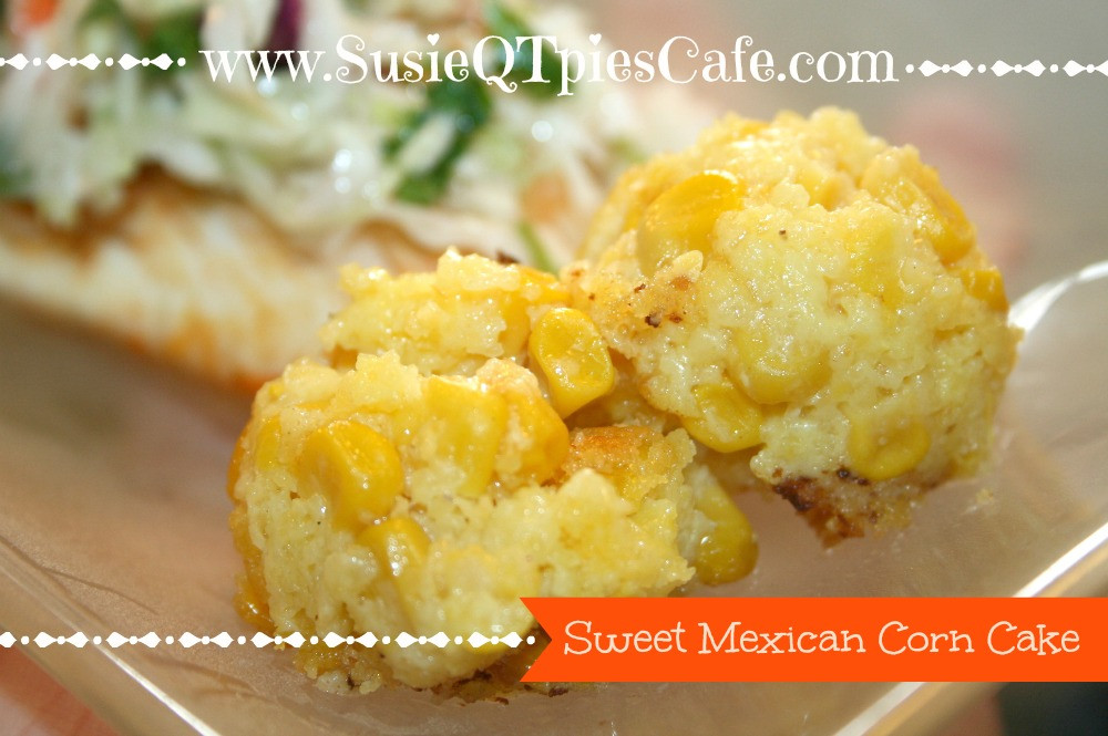 Mexican Sweet Corn Cake Recipe  SusieQTpies Cafe Sweet Mexican Corn Cake Recipe