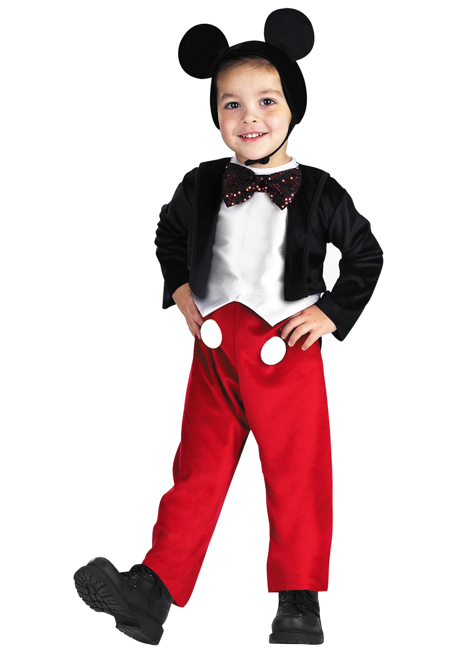 Mickey Mouse Costume DIY  Deluxe Kids Mickey Mouse Costume Mickey Mouse Costumes