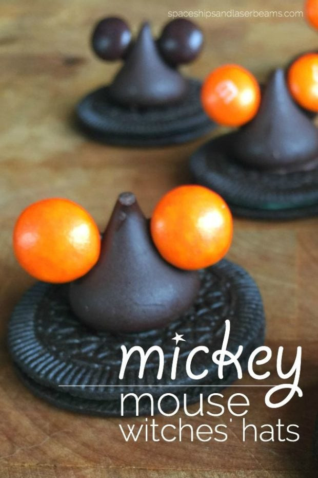 Mickey Mouse Halloween Party Ideas  Mickey Mouse Witches Hat