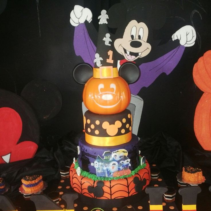 Mickey Mouse Halloween Party Ideas  Mickey Mouse Halloween
