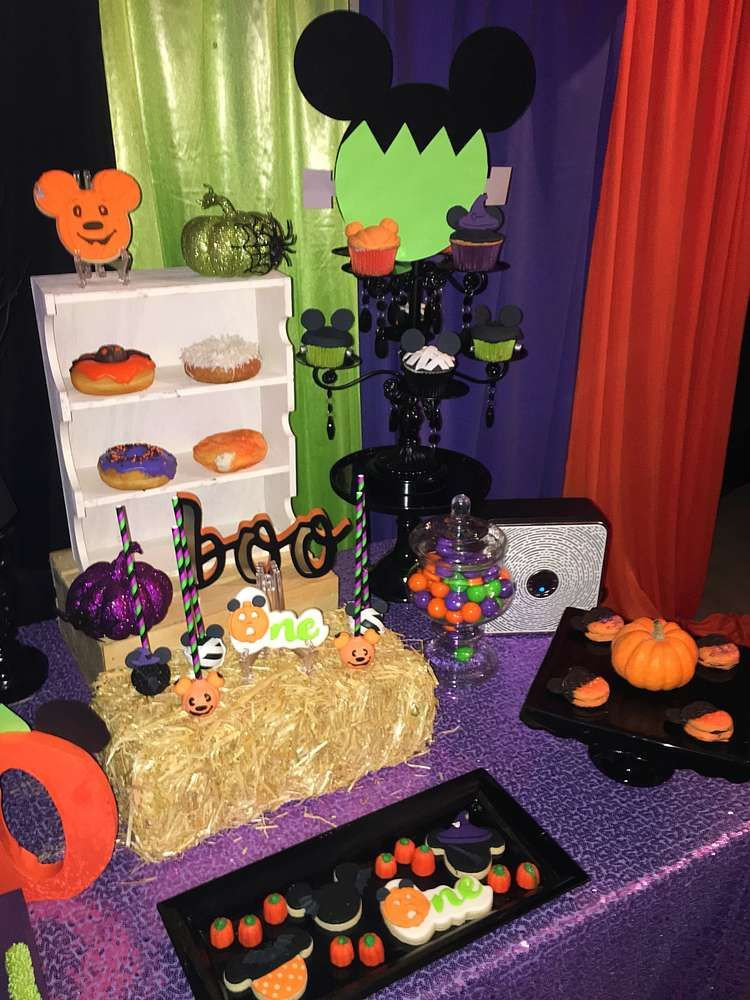Mickey Mouse Halloween Party Ideas  Mickey Mouse Birthday Party Ideas