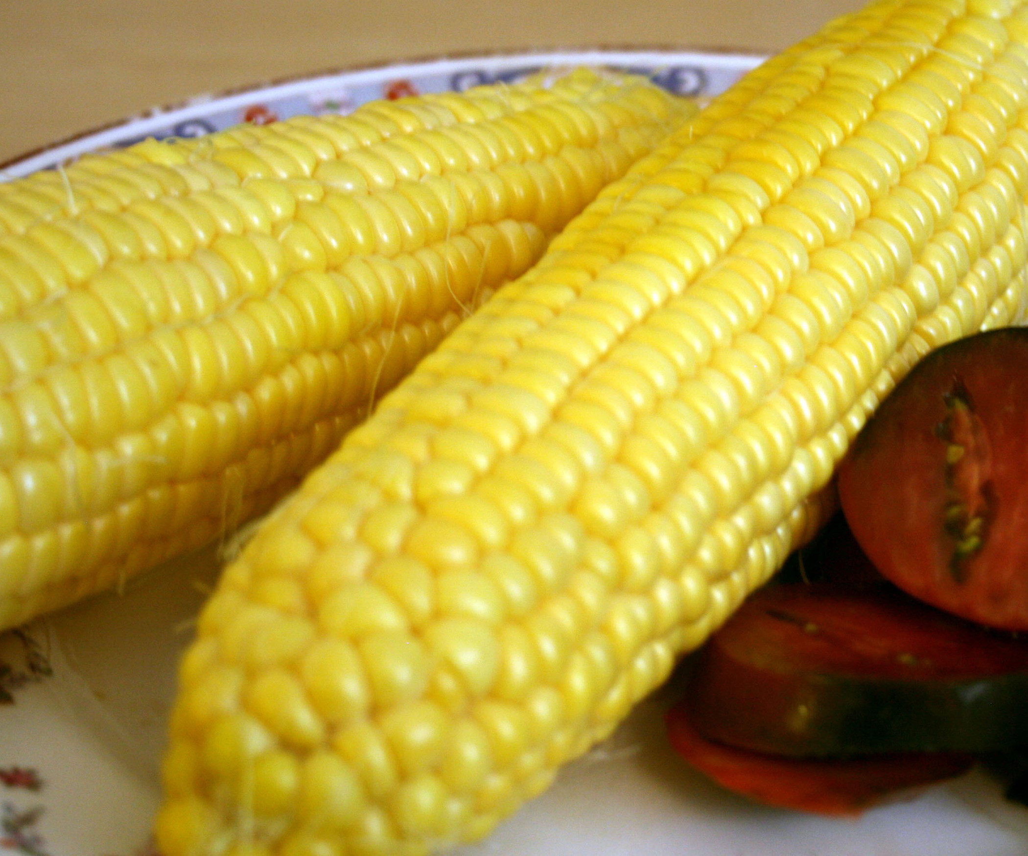 Microwave Corn On The Cob In Husk  microwave corn on the cob without husk recipe