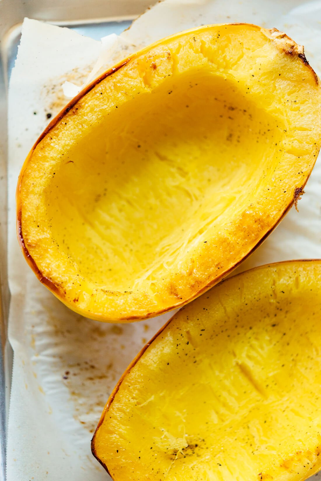 Microwave Spaghetti Squash  How to Cook Spaghetti Squash The Best Way Cookie and Kate