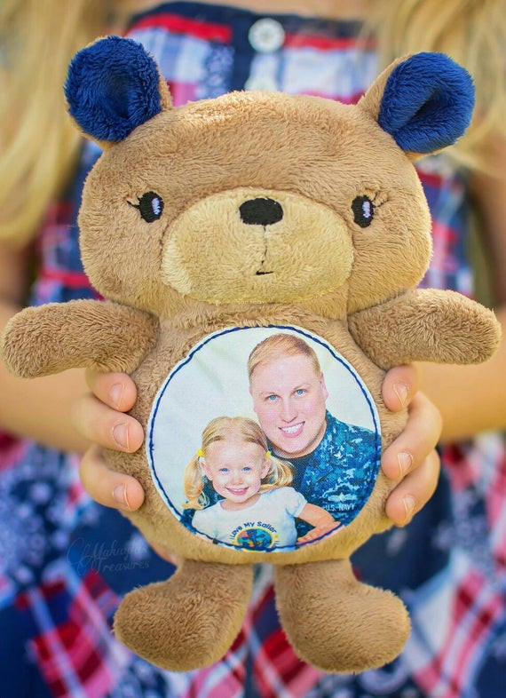 Military Gifts For Kids  Items similar to Military Gift Bear Stuffed Animal