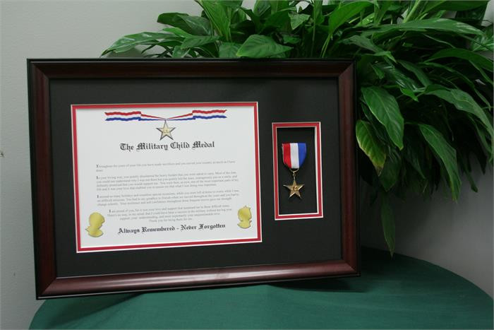 Military Gifts For Kids  Military Child Medal