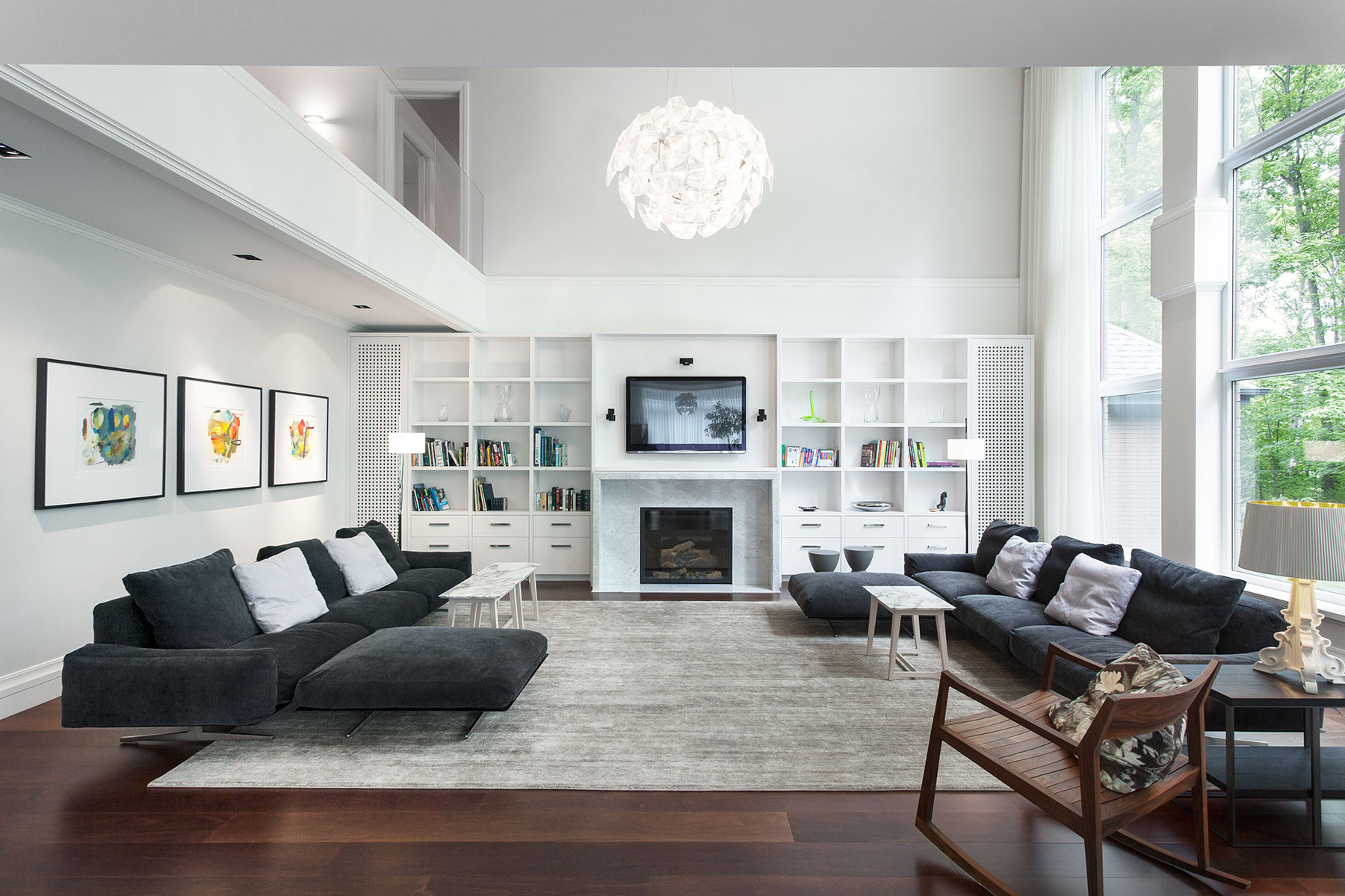 Modern Apartment Living Room  11 Awesome And Trendy Modern Living Room Design Ideas