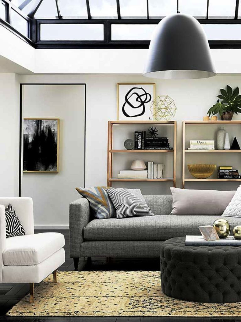 Modern Apartment Living Room  25 Amazing Modern Apartment Living Room Design And Ideas