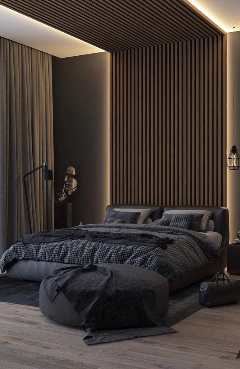 Modern Bedroom 2020  54 Cool and Modern Bedroom Interior and Design ideas for