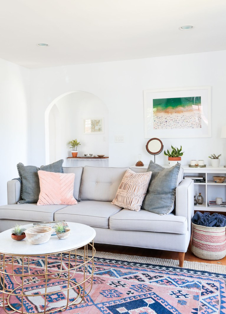 Modern Bohemian Living Room  How to Achieve a Modern Bohemian Style in your Home