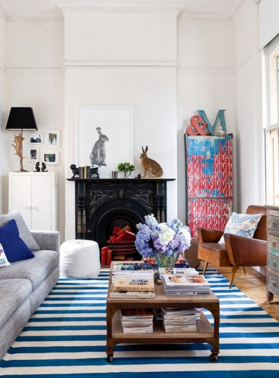 Modern Bohemian Living Room  40 Beautiful Bohemian Style To Decorate Your