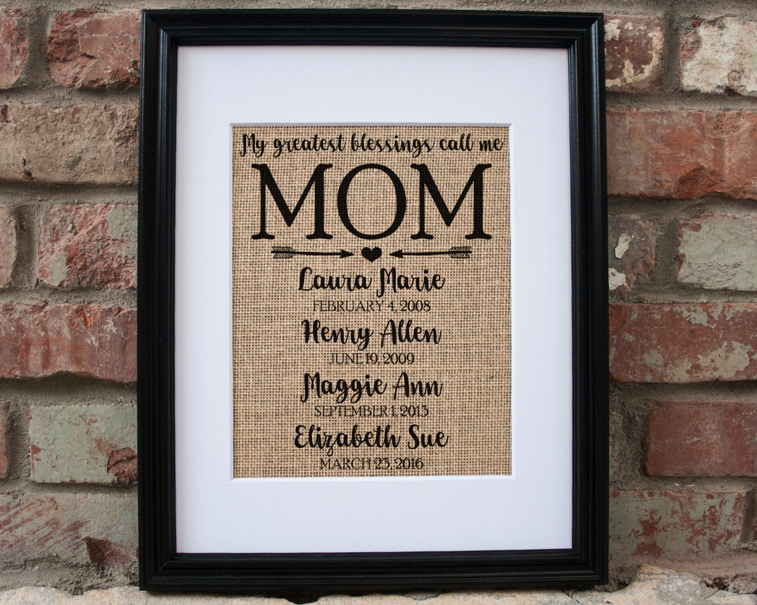 Mother 60Th Birthday Gift Ideas  Mothers Day Gift Ideas 60th Birthday Gift for Mom Birthday
