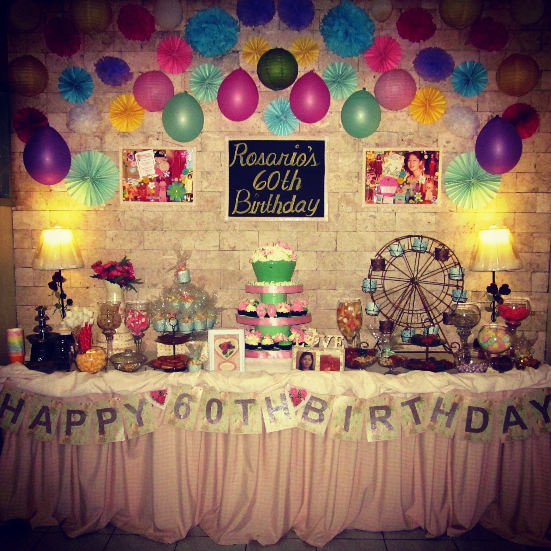 Mother 60Th Birthday Gift Ideas  10 Best Ideas For 60Th Birthday Party For Mom 2019