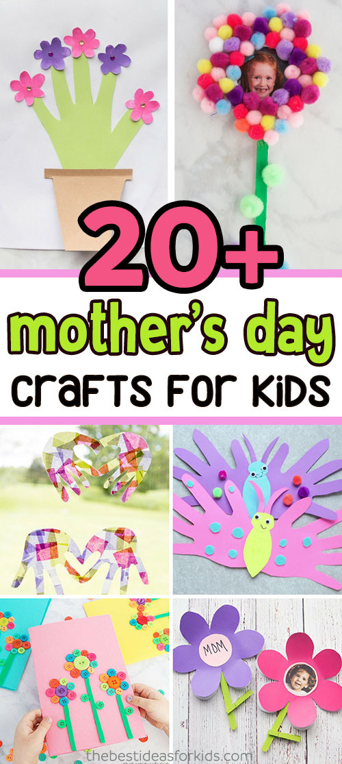 Mother Day Craft Ideas For Kids To Make  Mother s Day Crafts for Kids The Best Ideas for Kids