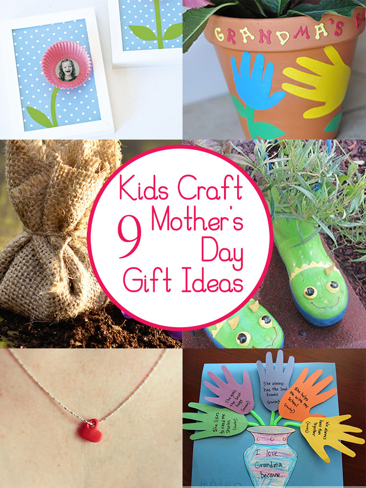 Mother Day Craft Ideas For Kids To Make  9 Mother s Day Crafts and Gifts Kids Can Make Tips from