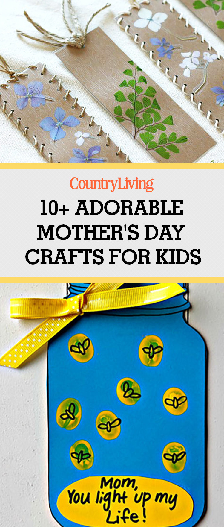 Mother Day Craft Ideas For Kids To Make  10 Cute Mother s Day Crafts for Kids Preschool Mothers