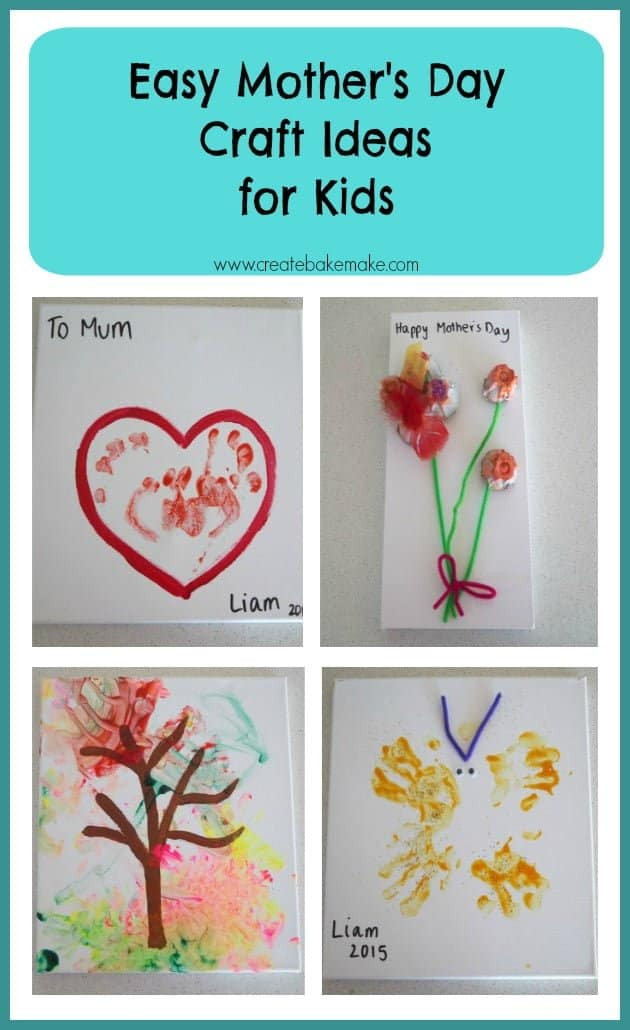 Mother Day Craft Ideas For Kids To Make  Mother s Day Craft for Toddlers