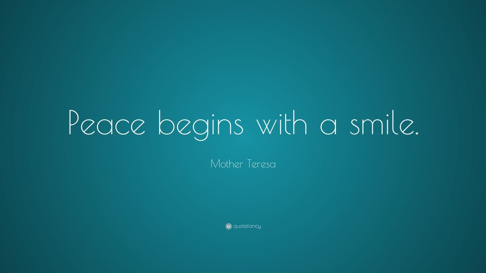 Mother Teresa Peace Quote  Mother Teresa Quotes 12 wallpapers Quotefancy