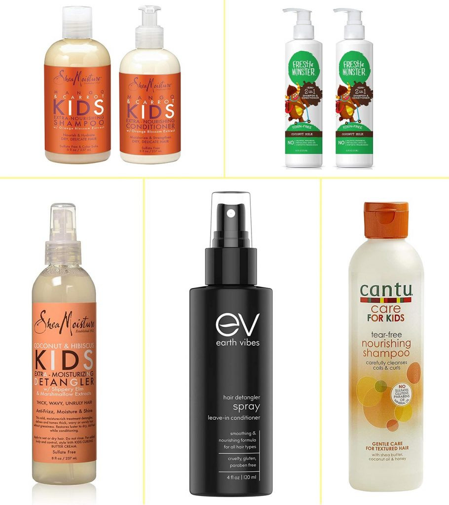 Natural Hair Products For Kids  13 Best Natural Hair Products For Kids In 2020