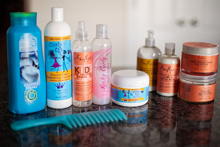 Natural Hair Products For Kids  Biracial hair care routine for kids