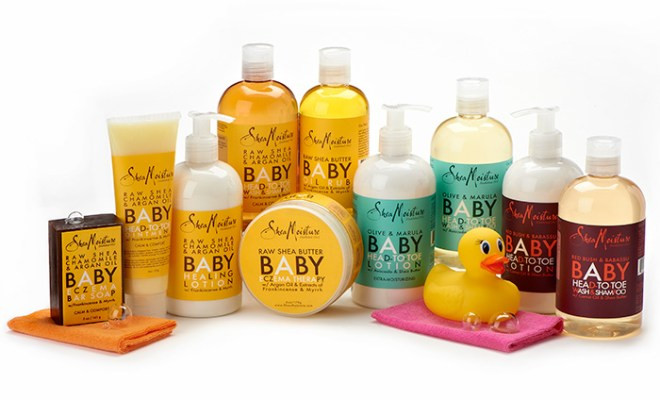 Natural Hair Products For Kids  Review SheaMoisture Organic Baby Products Natural Hair Kids