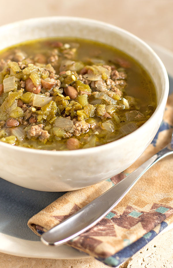 New Mexico Green Chile Stew Recipe  Quick & Easy Green Chile Stew from MJ s Kitchen