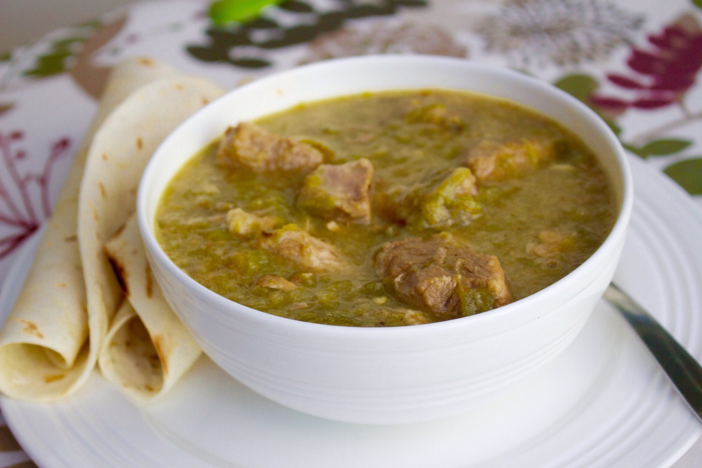 New Mexico Green Chile Stew Recipe  new mexican pork green chile stew