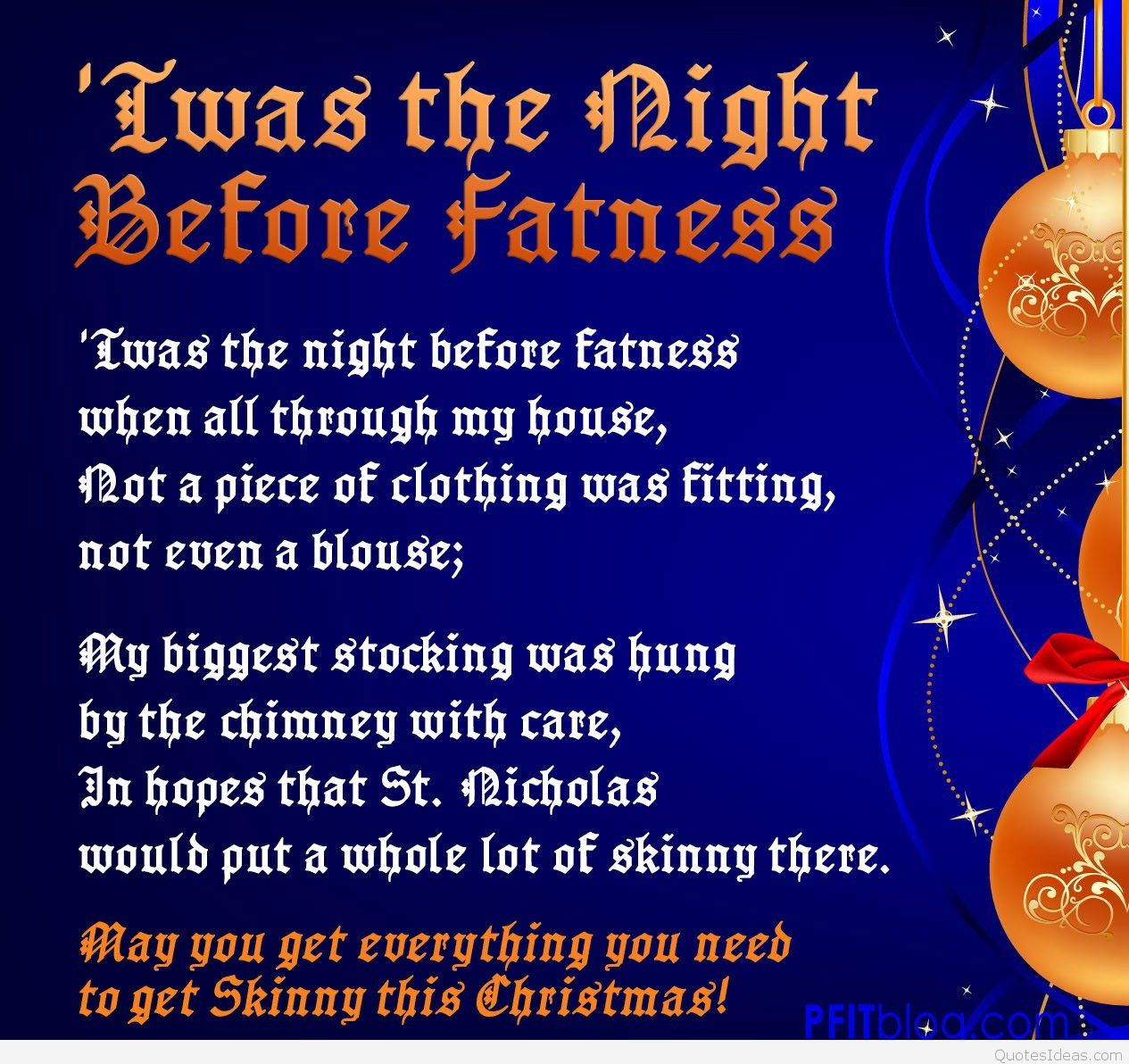 Night Before Christmas Quotes  Christmas nightmare quote