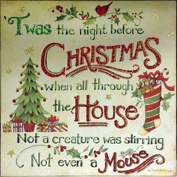 Night Before Christmas Quotes  85 best TwAs ThE NiGhT BeFoRe ChRiStMaS images on
