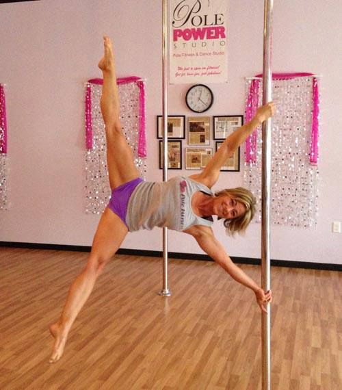 Ocean City Maryland Bachelorette Party Ideas  Pole Power Fitness in Ocean City hosts the best