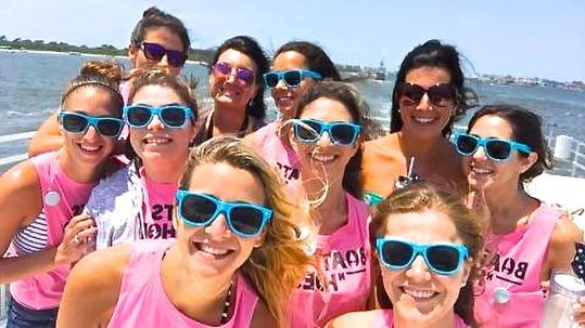 Ocean City Maryland Bachelorette Party Ideas  Bachelor and Bachelorette Booze Cruises in Ocean City MD