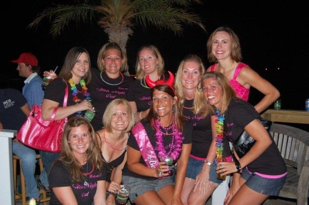 Ocean City Maryland Bachelorette Party Ideas  The best places to go for an Ocean City bachelorette party